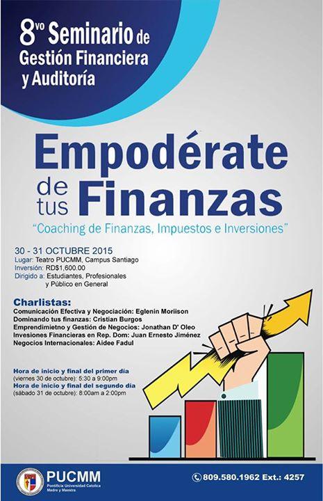 Empoderate de tus Finanzas!